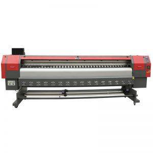 10feet multicolor vinyl printer- ը dx5 ղեկավարների վինիլային կպչուն տպիչով RT180- ից CrysTek WER-ES3202