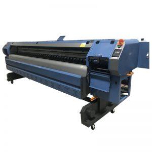 3.2 մ Konica 512i տպիչի թվային vinyl flex banner վճարունակ տպիչ / պլոծրագրիչ / տպագրական մեքենա WER-K3204I