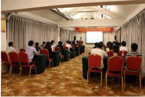 Խմբային հանդիպում Wanxuan Garden Hotel- ում, 2015