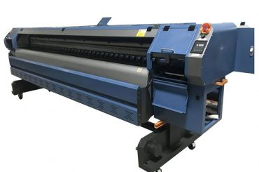 K3204I / K3208I 3.2 մ բարձր լուծաչափով տաք լամինացված ճկուն տպագրական մեքենա