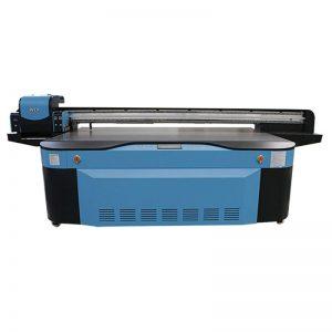Ուլտրամանուշակագույն Flatbed / Ուլտրամանուշակագույն Flatbed թվային տպիչ / UV ապակյա հողագործ WER-G2513UV