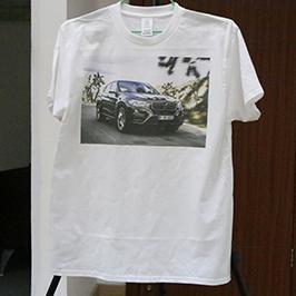 Սպիտակ վերնաշապիկով տպագրված նմուշ `A3- ի վերնաշապիկով տպիչով WER-E2000T 2