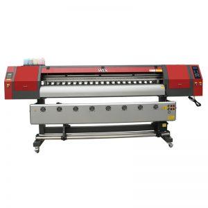 չինական գործարան մեծածախ մեծ ֆորմատի թվային ուղղակիորեն հյուսվածք sublimation տպիչ տեքստիլ տպագրական մեքենա WER-EW1902